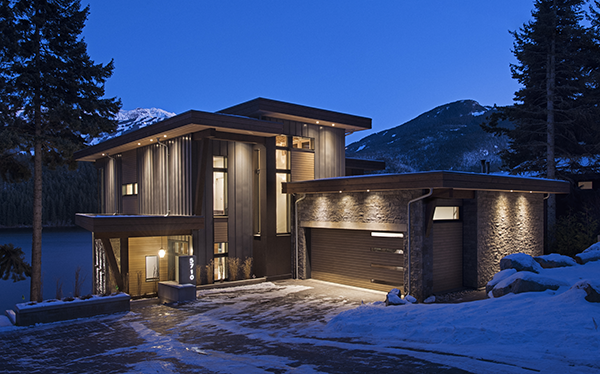 passive house canada house
