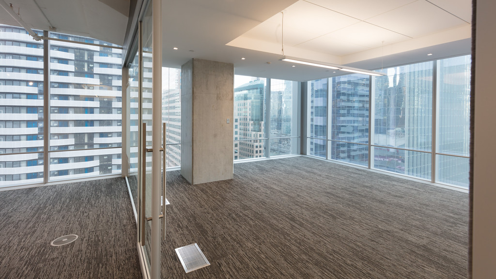Commercial Interior One York St - LEED® Platinum