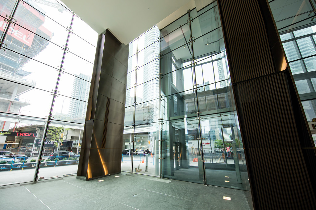 Lobby at One York Street