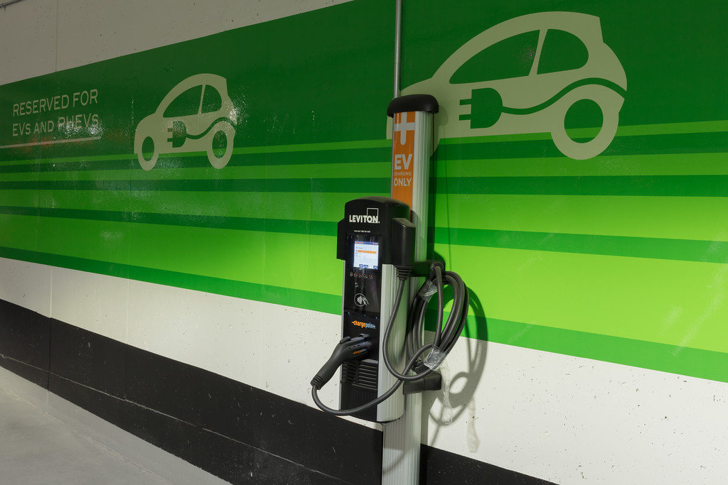 One York Street EV Station - LEED® Platinum