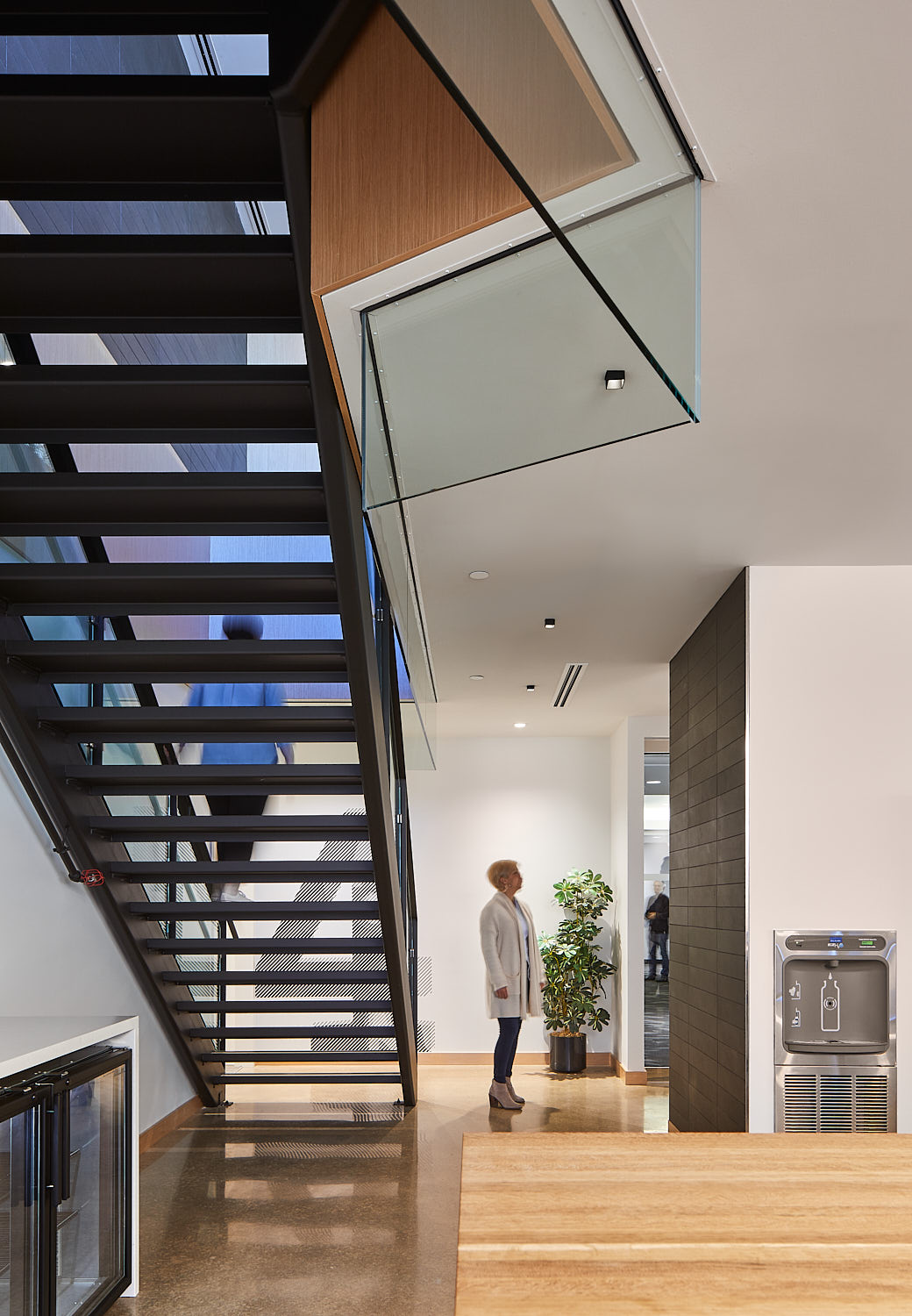 121-BH Architects PCL Office